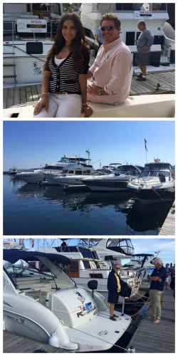 2015 Port Credit In-Water Boat Show | North South Yacht Sales