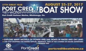 2017 Port Credit In-Water Boat Show | North South Yacht Sales