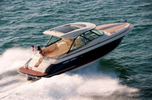 Chris-Craft First Hard Top Boat With Sunroof | North South Yacht Sales