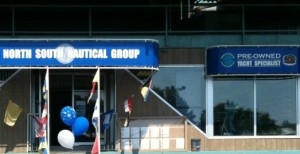 Port Credit Head Offices of North South Yacht Sales