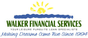 Walker Financial Services | Your Leisure Pursuits Loan Specialists