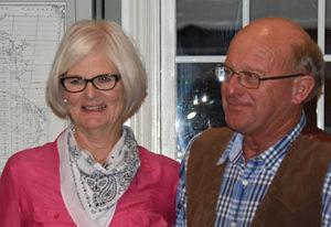 Jeannie and Bernie Luttmer Swans Yacht Sales