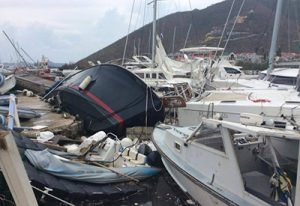 The Aftermath of Hurricane Irma in the Carribbean | Report by Pat Festing-Smith