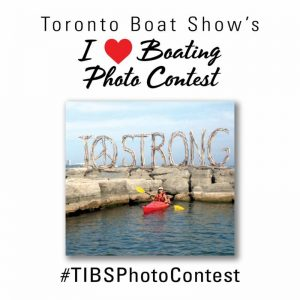 Toronto Boat Show's I Love Boating Photo Contest