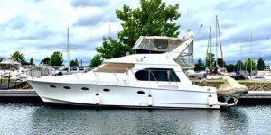 Ocean Alexander 45 Sedan 2006 | For Sale by North South Yacht Sales