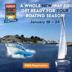 Virtual Toronto Boat Show
